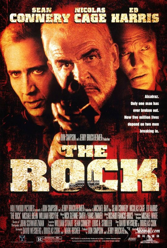 Hans Zimmer-The Rock.Hummell Gets The Rockets