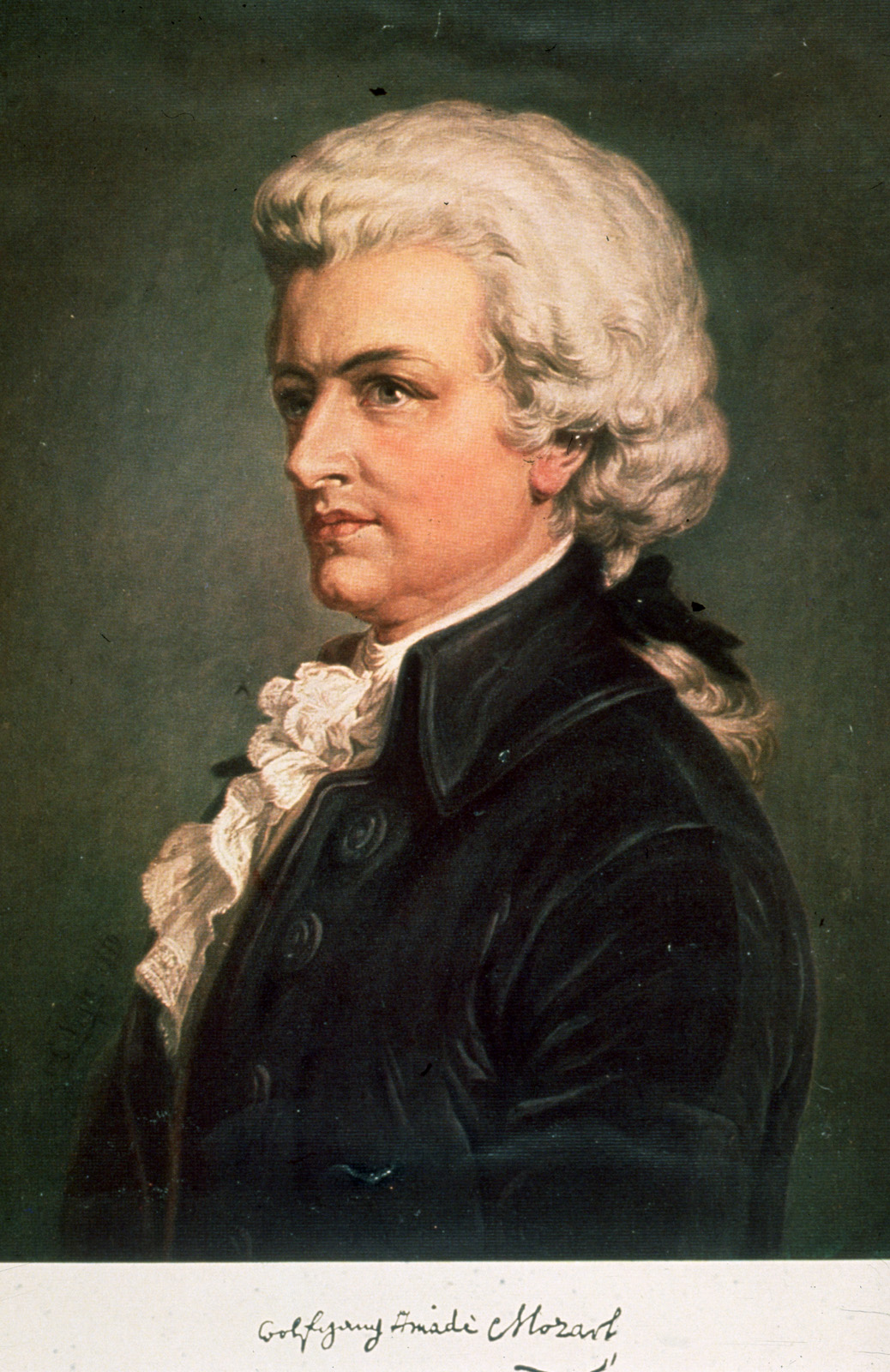 a look at the music career and literary work of wolfgang amadeus mozart Great masters: mozart and his life and music is a biographical and musical study of wolfgang amadeus mozart, who composed more than 600 works of beauty and brilliance in just over 20 years.