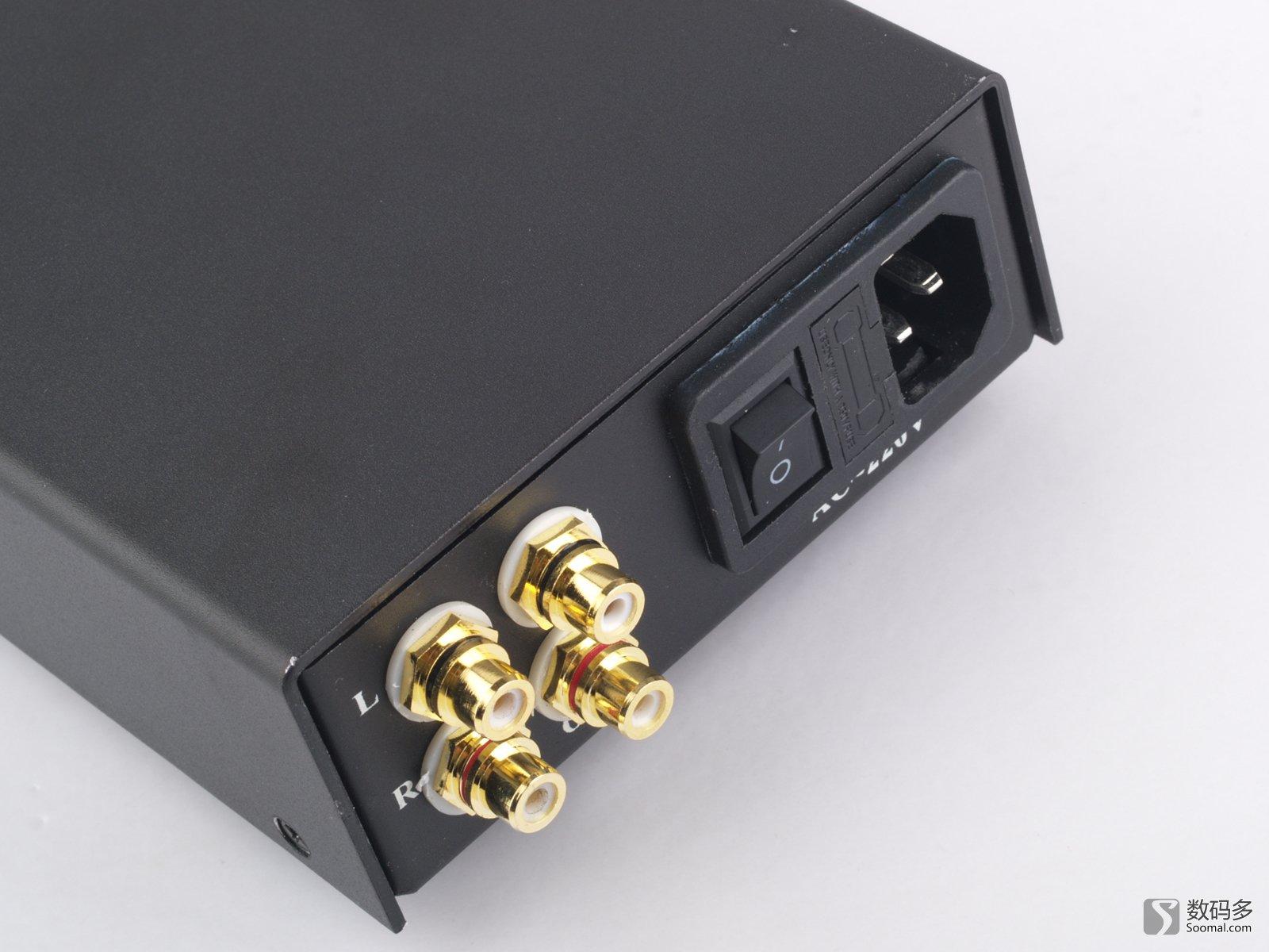 仿莱曼BCL耳机放大器图片