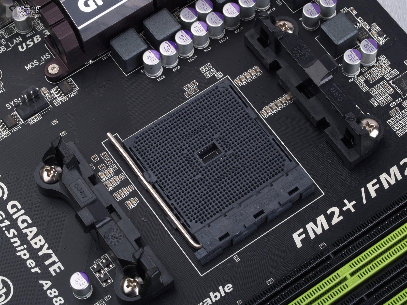 整套解決方案:硬件醫生:如何升級FM2 +主板平臺?