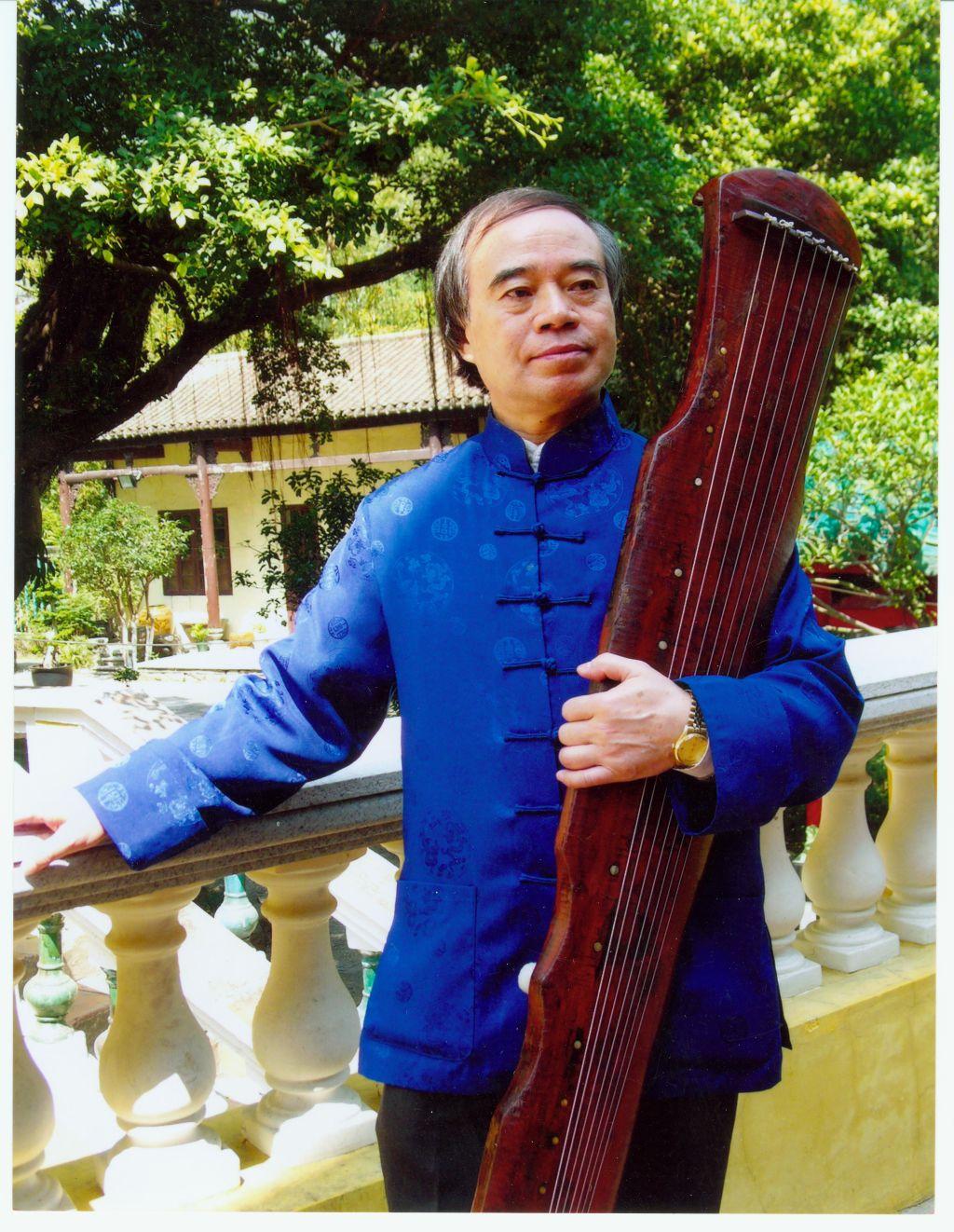 古琴演奏家-李祥霆图片