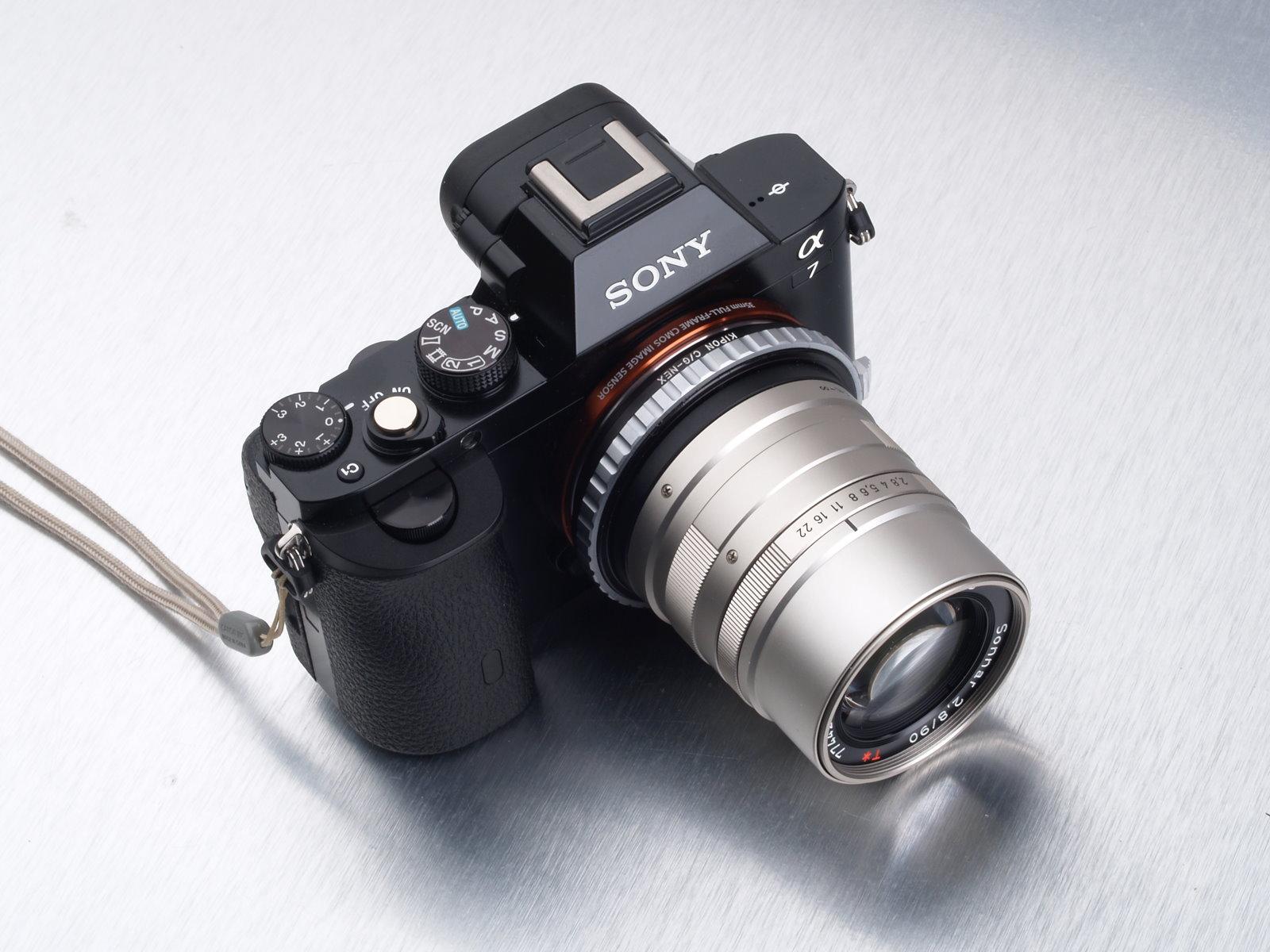 sony 索尼 α7 全画幅微型可换镜头数码相机测评报告