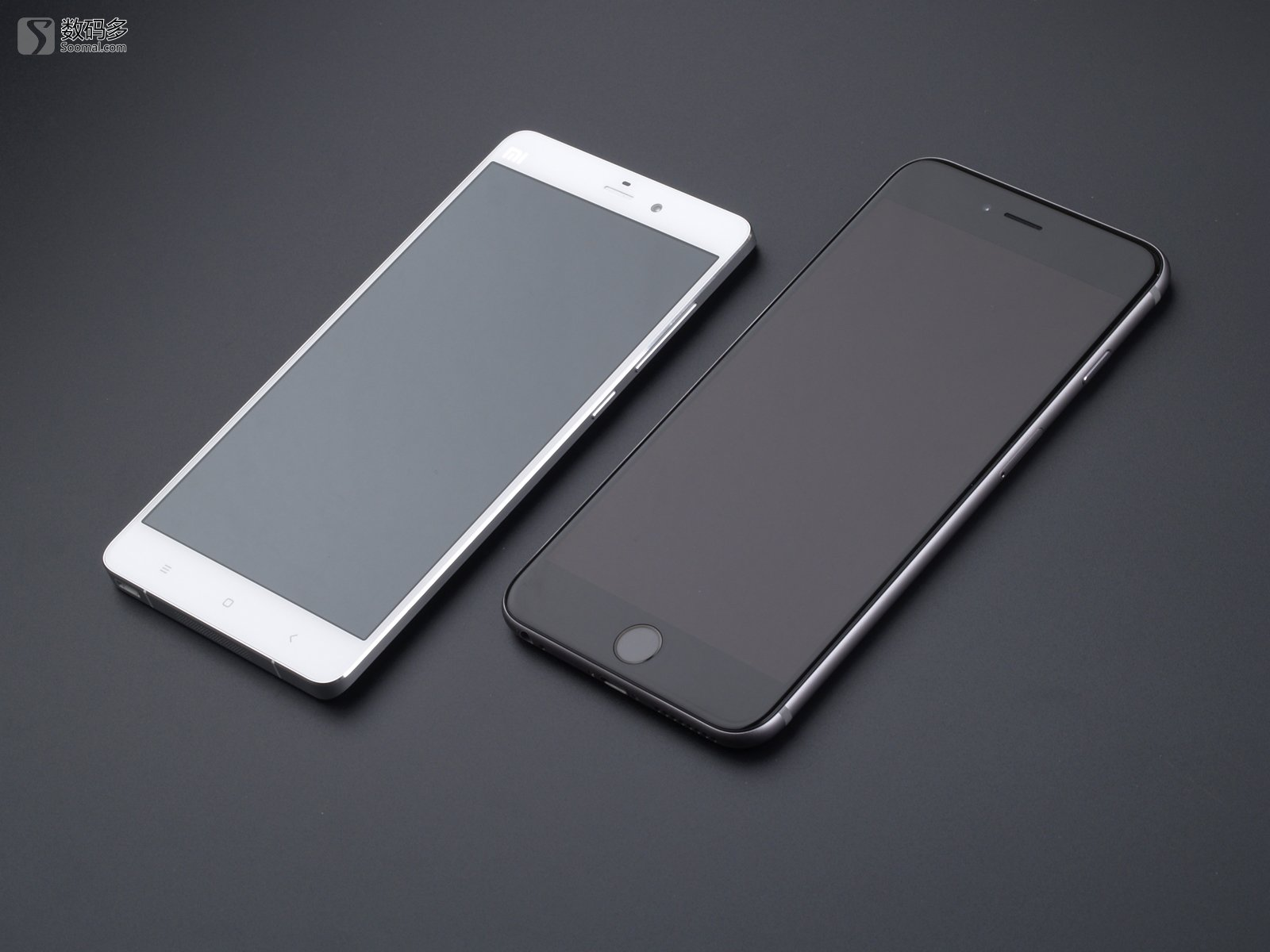 xiaomi小米手机note智小米和苹果iphoneplus共存微信5.3比较版iphone图片