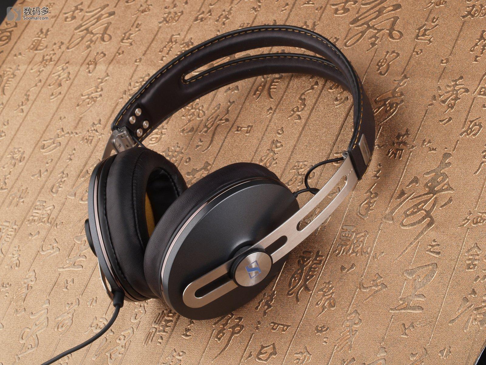 sennheiser 森海塞尔 momentum 2.0[大馒头] 头戴式耳机图片