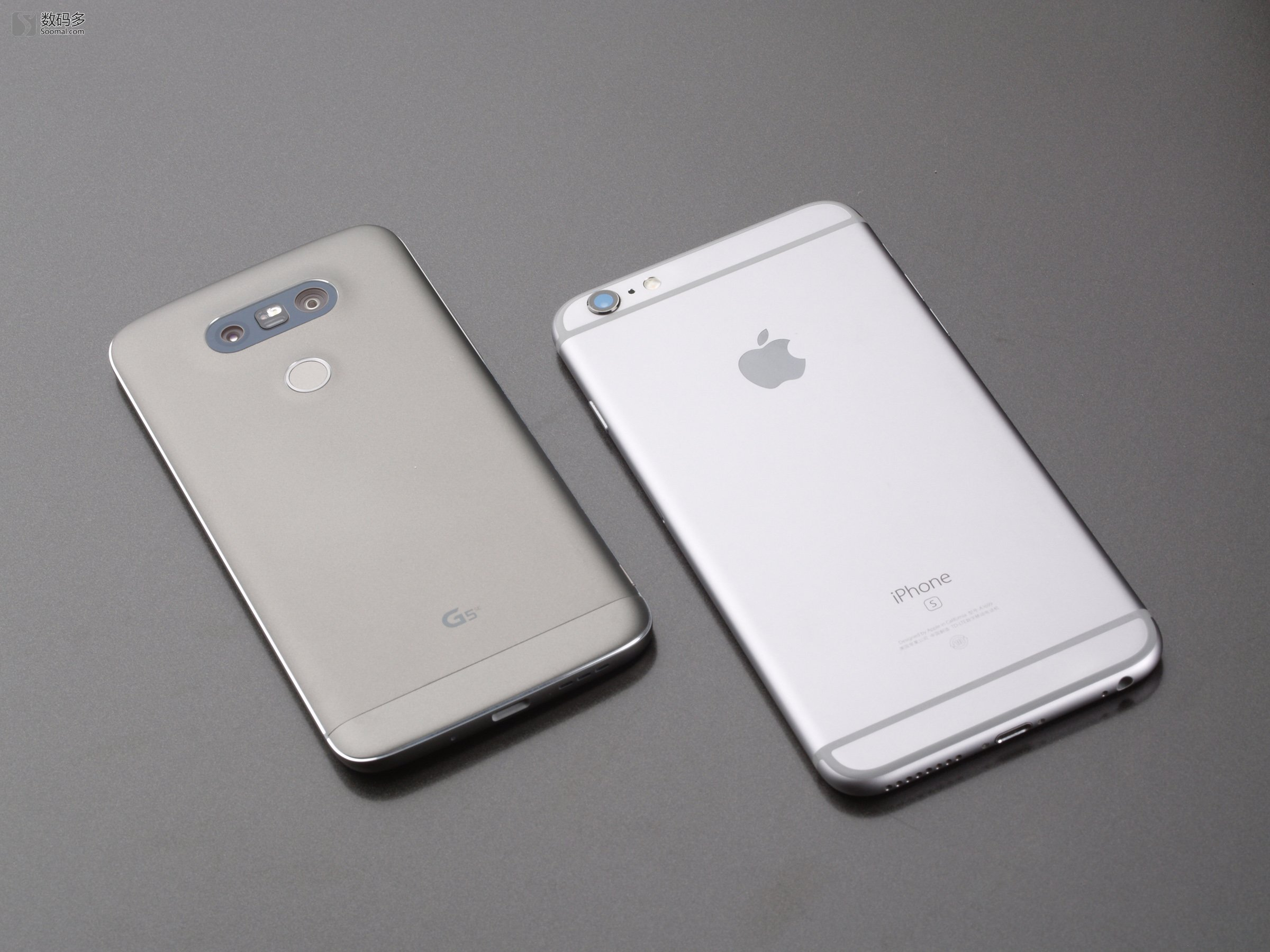 lgg5se智能手机对比苹果iphone6splus
