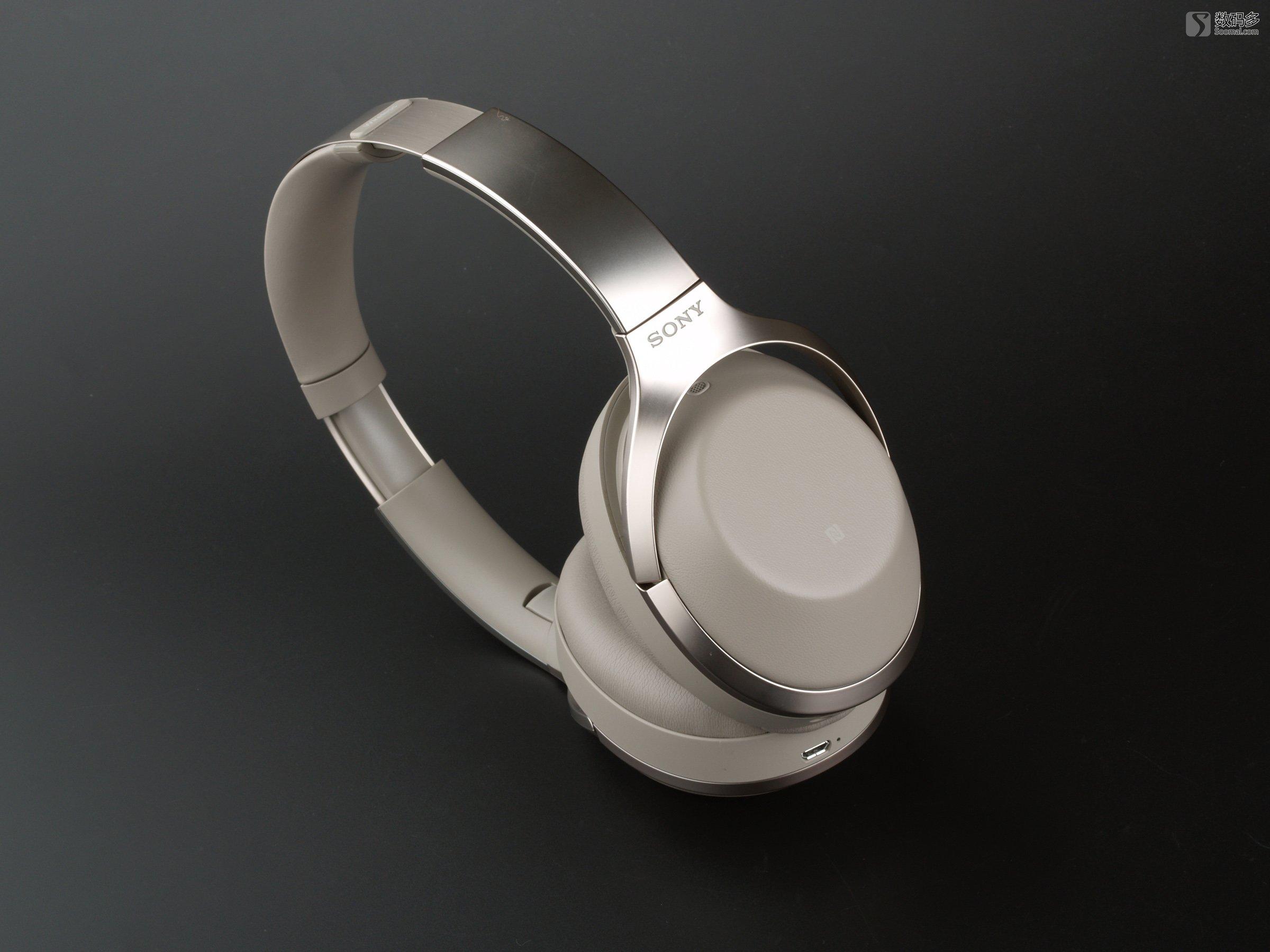 蓝牙耳机头戴式索尼